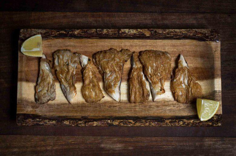 Parasol Mushroom (Macrolepiota procera) | recipe